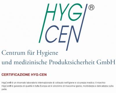 ΠΙΣΤΟΠΟΙΗΤΙΚΟ HYG-CEN